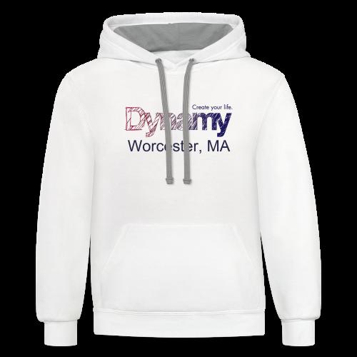 Dynamy Worcester - Contrast Hoodie