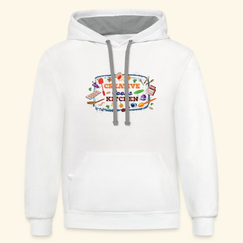 Creative Cooks Kitchen - Contrast Hoodie