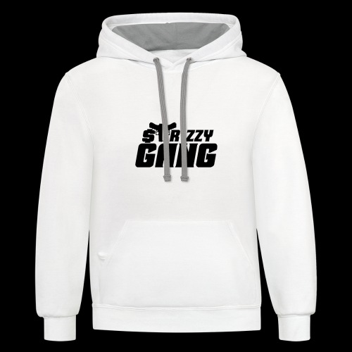 Strizzy Gang - Contrast Hoodie