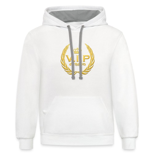 VIP merch - Contrast Hoodie
