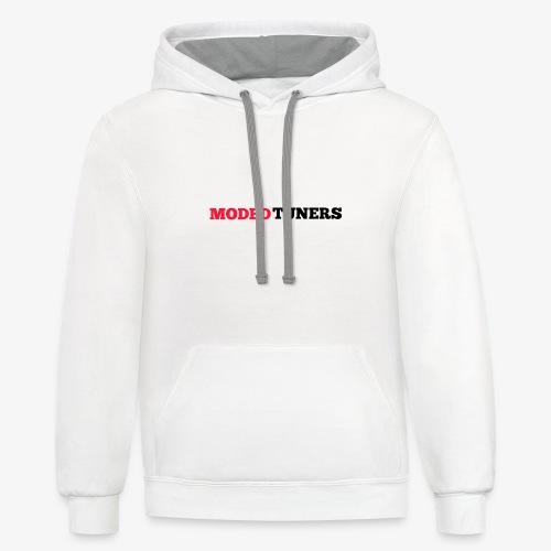 ModedTuners - Contrast Hoodie