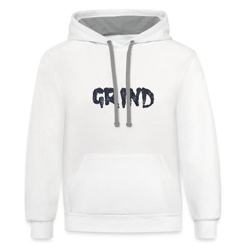 GRIND - Contrast Hoodie