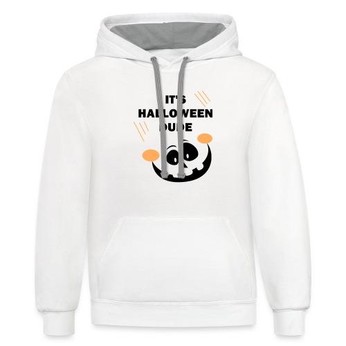 Halloween - Contrast Hoodie