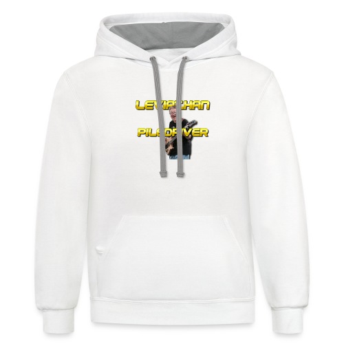Leviathan Piledriver - Contrast Hoodie