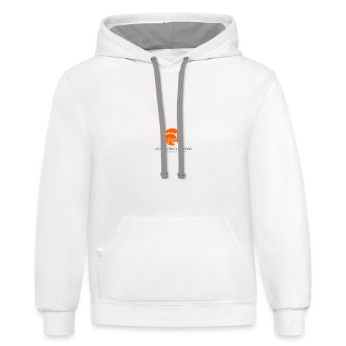 Expression is my legacy - Contrast Hoodie