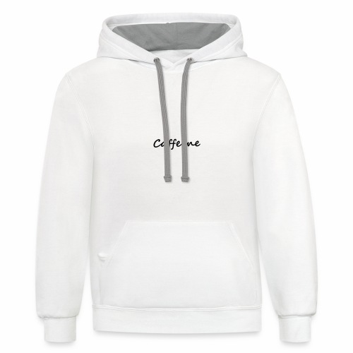 received 311964882966827 - Contrast Hoodie