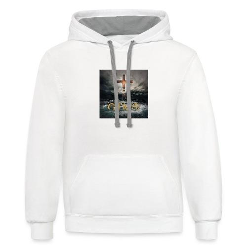 GTM5 Official Merchandise - Contrast Hoodie