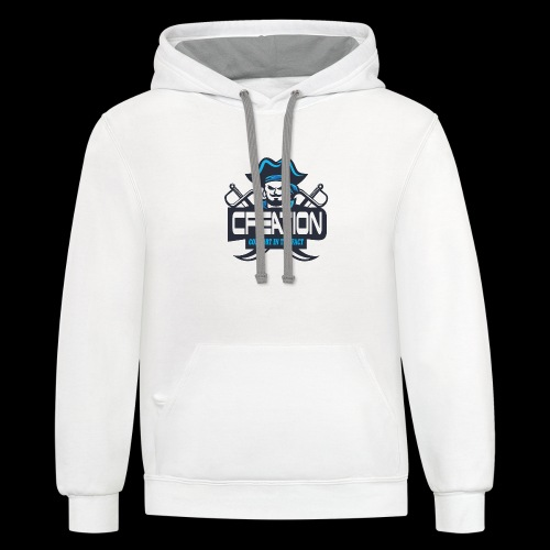 Action Fation - Contrast Hoodie