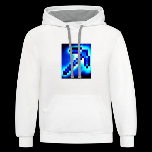 the Minecrafters - Contrast Hoodie
