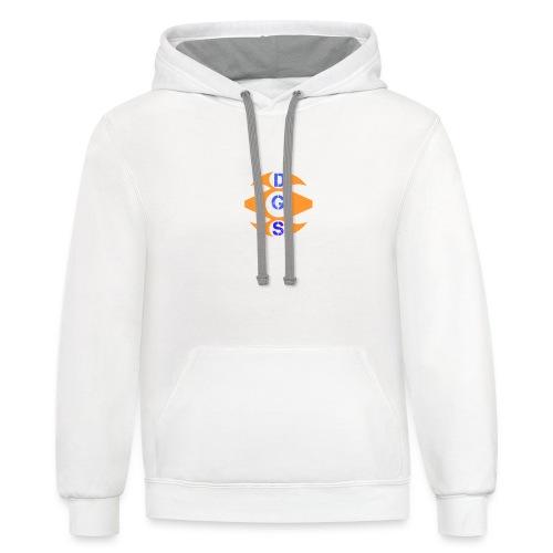 Logopit 1537640414628 - Contrast Hoodie