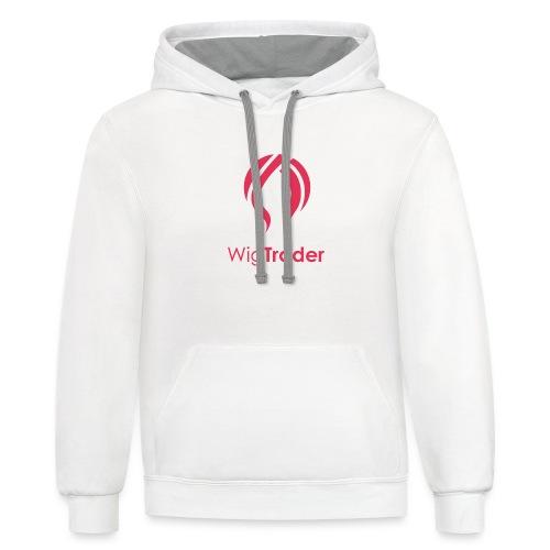 WigTrader Wear - Contrast Hoodie