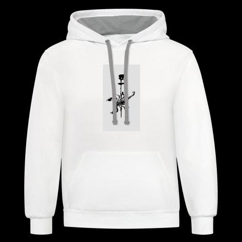 Scorpio Merch - Contrast Hoodie