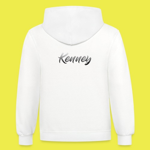 Kenney Merchandise - Contrast Hoodie