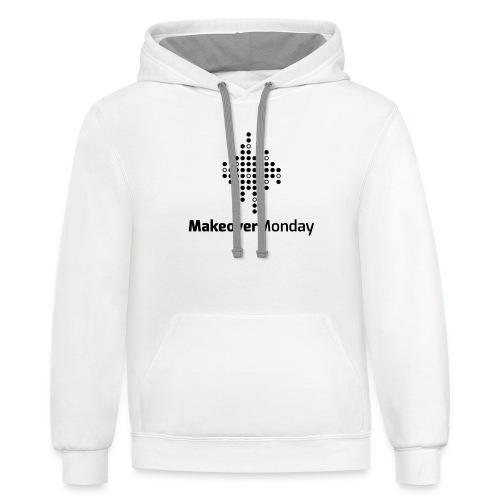 MM Monochrome - Contrast Hoodie