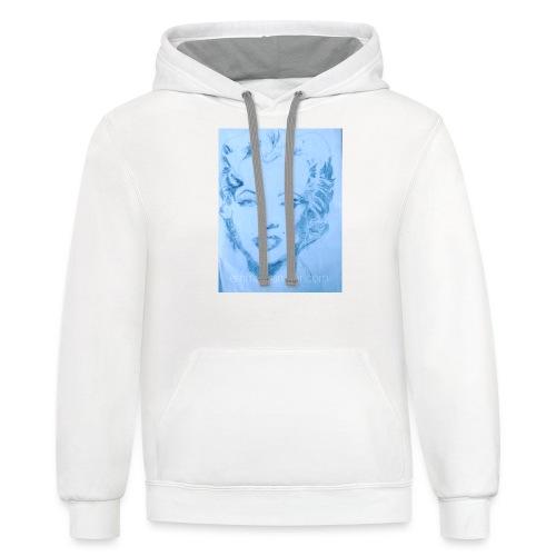 Emma's Marilyn - Contrast Hoodie