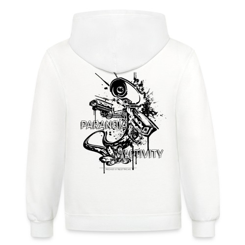 Paranoia Activity - Contrast Hoodie