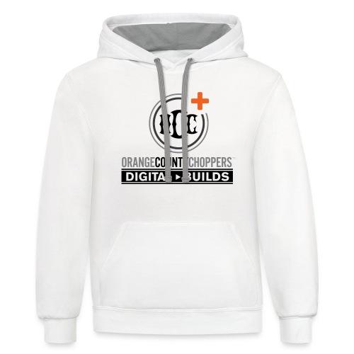 OCC Plus - Contrast Hoodie