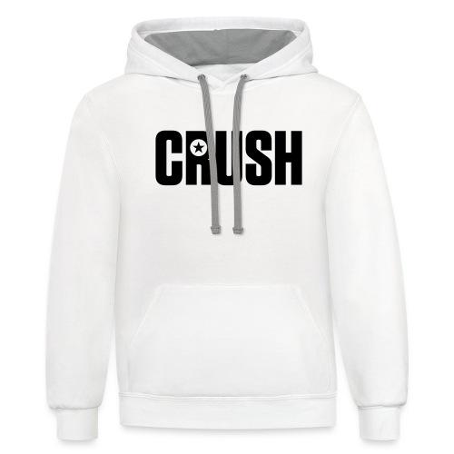 CRUSH - Contrast Hoodie