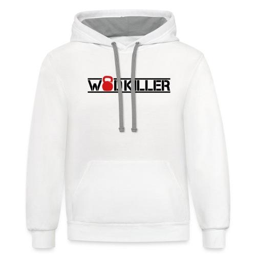 WOD - Contrast Hoodie