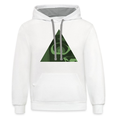 Iwoomyna T-Shirt - Unisex Contrast Hoodie