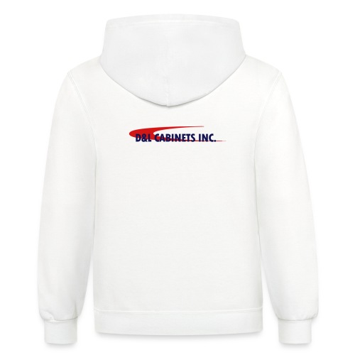 D&L Cabinets INC. - Contrast Hoodie