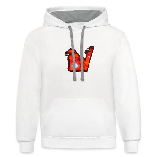 BW - Contrast Hoodie