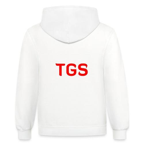 TGS Logo - Contrast Hoodie