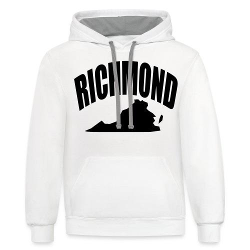 RICHMOND - Contrast Hoodie