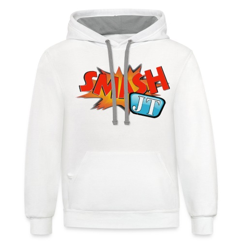 Smash JT Classic Logo - Contrast Hoodie