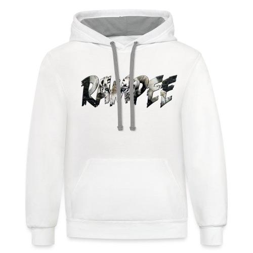 Rampee - Contrast Hoodie