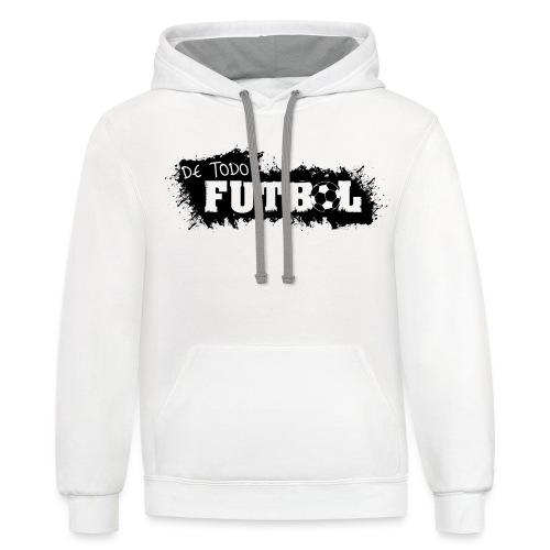 Futbol - Contrast Hoodie