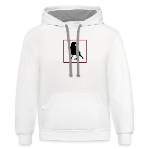 First Nation Defender - Contrast Hoodie