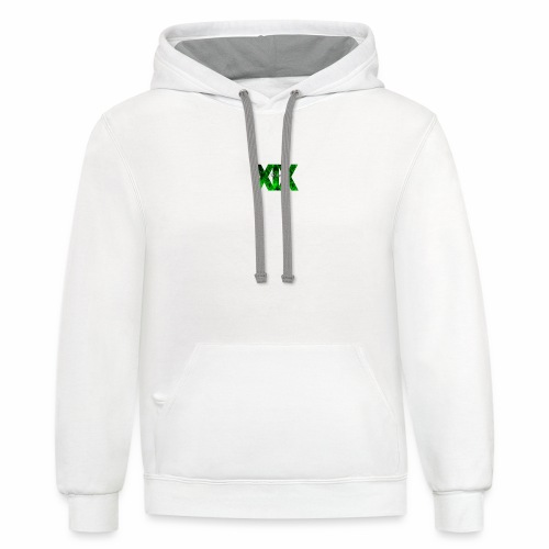 XioClopx - Contrast Hoodie
