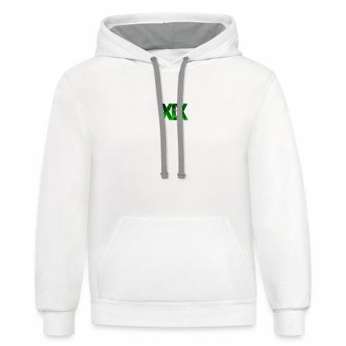 XioClopx - Unisex Contrast Hoodie
