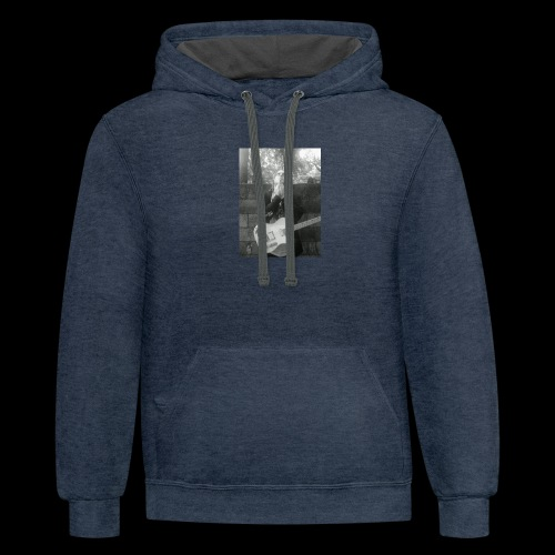 The Power of Prayer - Contrast Hoodie