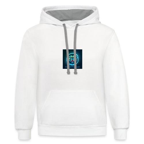 Merchandise - Unisex Contrast Hoodie