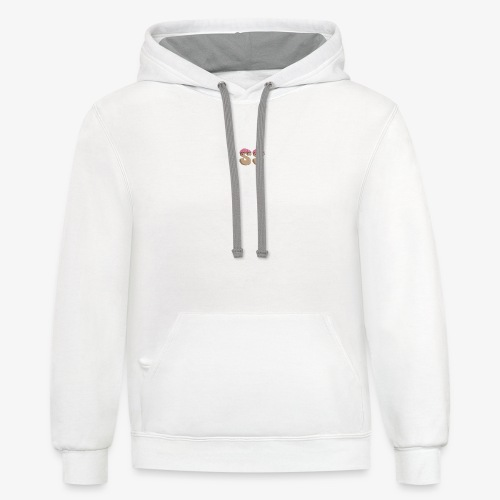 SS brand clothing - Unisex Contrast Hoodie