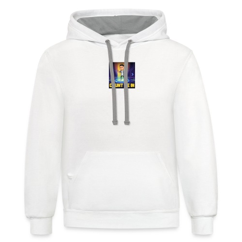 Coco - Contrast Hoodie