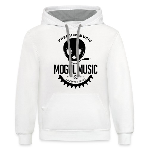 Mogul Music Entertainment - Contrast Hoodie