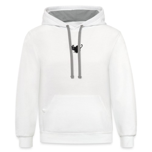 Panther - Contrast Hoodie