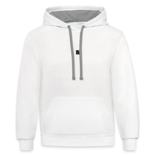TheMiniGamer Shop - Unisex Contrast Hoodie