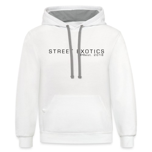 street exotics - Original - Contrast Hoodie