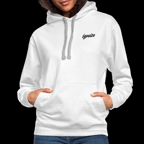 Made in Germany - Tuned in Australia - Contrast Hoodie