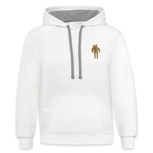 This Towns Not Big Enough - Contrast Hoodie
