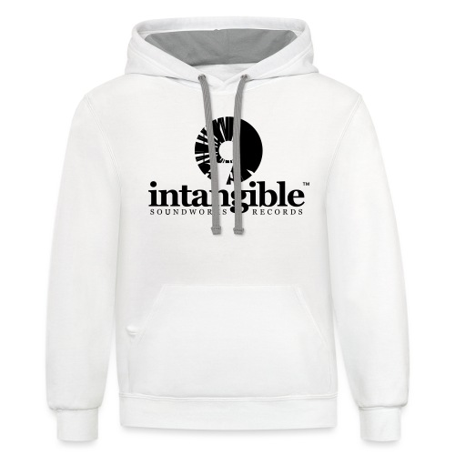 Intangible Soundworks - Contrast Hoodie