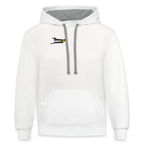 Midday logo - Contrast Hoodie