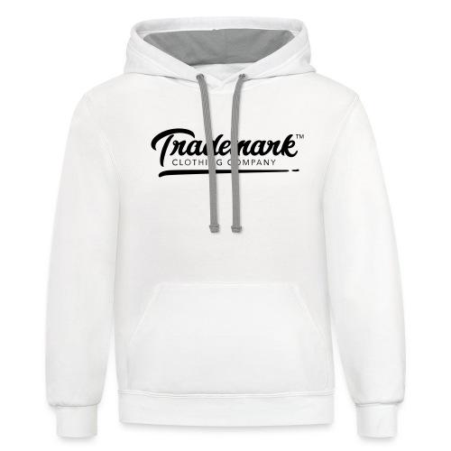 Trademark TM - Contrast Hoodie
