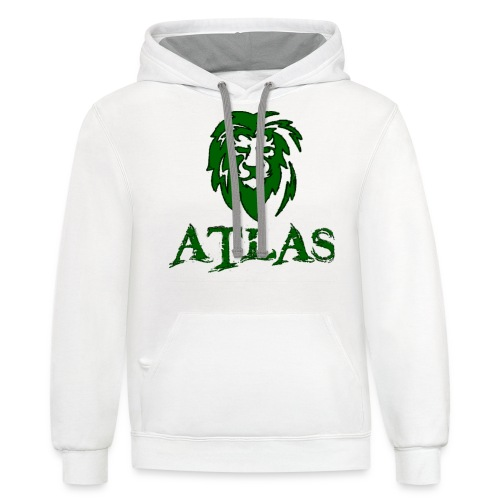 Collection Lion of the Atlas - Contrast Hoodie