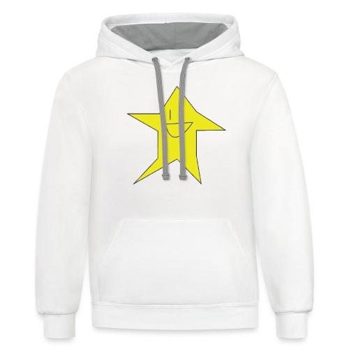 Stari The Shirt! - Unisex Contrast Hoodie