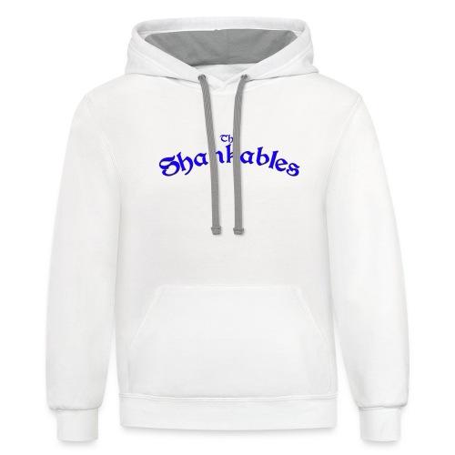 Shankables - Unisex Contrast Hoodie